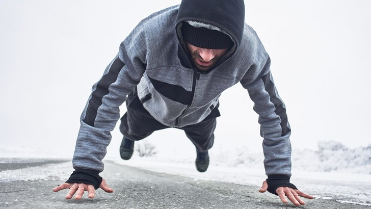Фото №1 - Как тренироваться в мороз