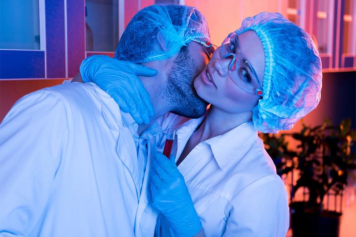 Фото №1 - Самые интересные научные открытия про секс, сделанные в 2020 году