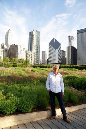 Фото №1 - Самый модный садовник XXI века Пит Удольф