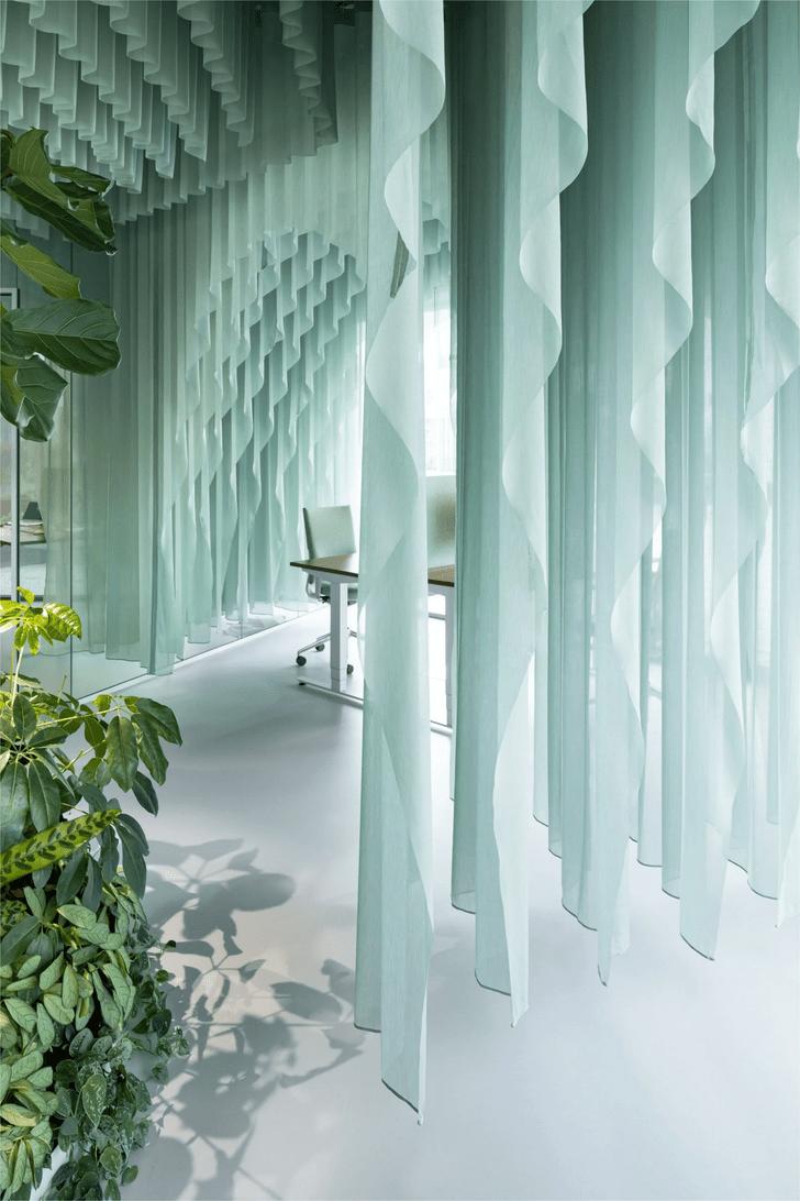 Фото №2 - Лови волну: офис в Амстердаме