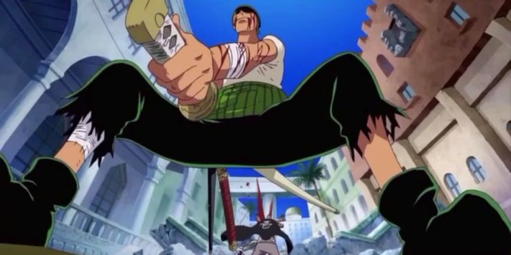 Фото №3 - Топ-5 самых легендарных битв в One Piece