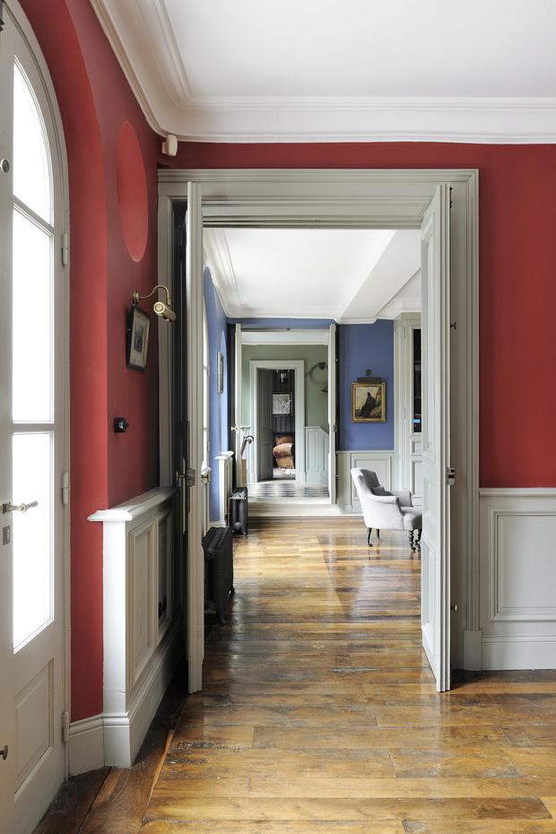 Фото №4 - Les Tilleuls: атмосферный гостевой дом в Нормандии