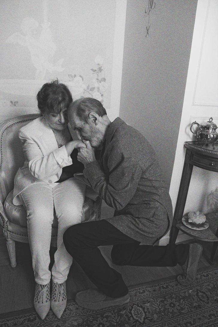 Фото №2 - Эрик и Наташа: 43 года вместе