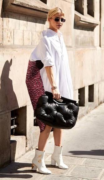 Фото №8 - Дутая сумка— самая уютная сумка этой осени 👜🍂