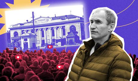 «Мне бы хотелось, чтобы Екатеринбург был известен не только шагающими экскаваторами»: рекорды истории кинопроката