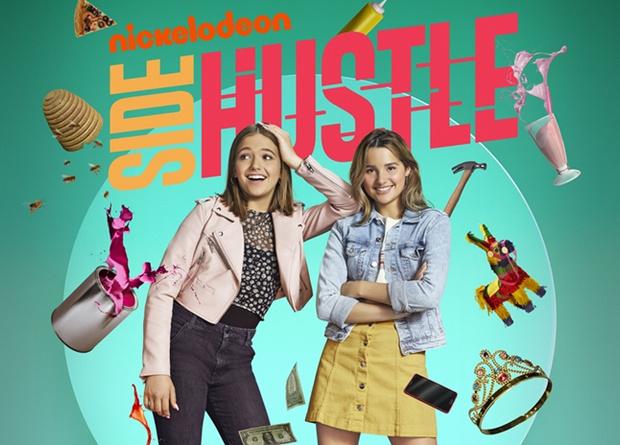 Фото №1 - Юля Гаврилина и Ева Миллер озвучили сериал на канале Nickelodeon 😃