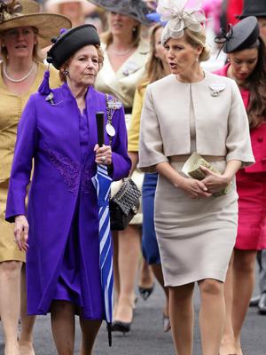 Фото №3 - Кузина и подруга: кем была леди Элизабет Шекерли и почему Королева доверяла ей все тайны