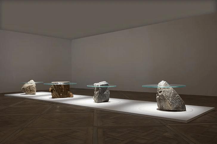 Фото №1 - Slump: коллекция столов Пола Кокседжа