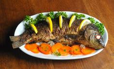 Карп в фольге: сохраняем все полезные свойства рыбы