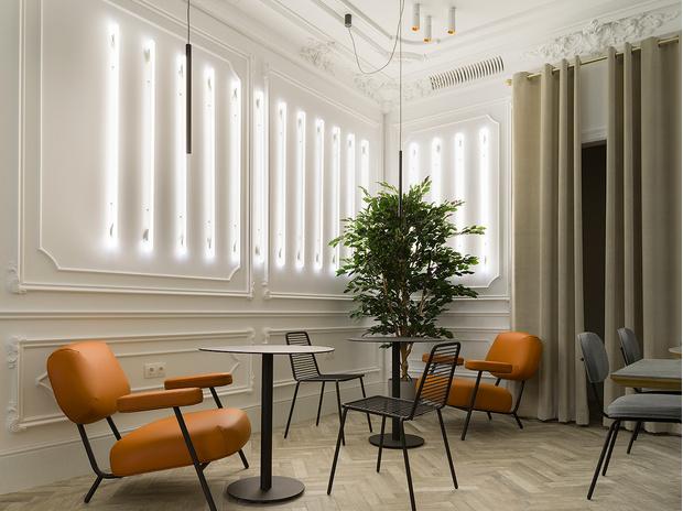 Фото №11 - Кофейня в бывшем доходном доме в Саратове