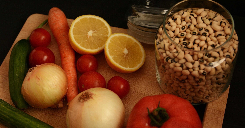 Морковка с фасолью на зиму
