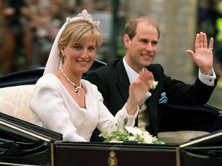 Фото №1 - Софи-невеста: в чем выходила замуж любимая невестка Королевы