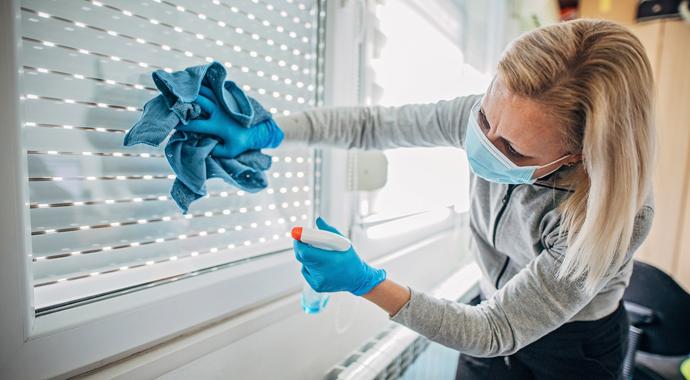Опасная уборка: как не навредить здоровью и красоте чистящими средствами