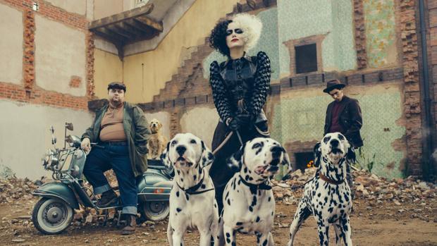 Фото №2 - «Круэлла»: злодеи выходят из моды