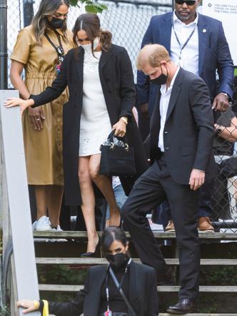 Фото №3 - Публичный скандал и обиды: неизвестные подробности нью-йоркского тура Сассекских