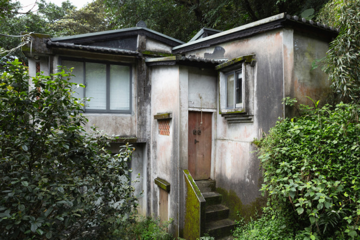 Фото №3 - Shu Shu House: уединенный гестхаус в горах Тайваня