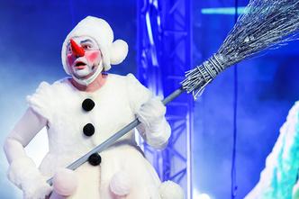 Фото №3 - Открыт новый сезон в Цирке Деда Мороза