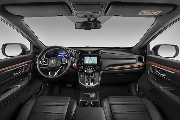 Фото №2 - Honda CR-V: всерьез и надолго