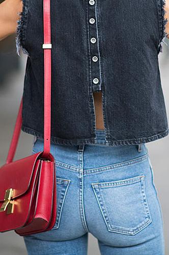 Фото №7 - Свидание вслепую: как выбрать идеальные джинсы без примерки