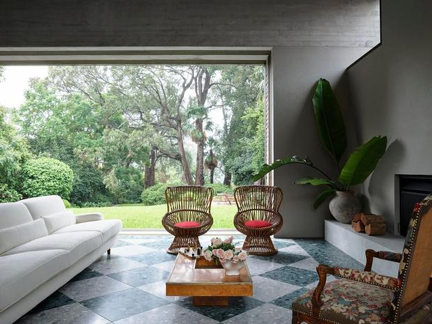 Фото №1 - Дом с садом в пригороде Сиднея