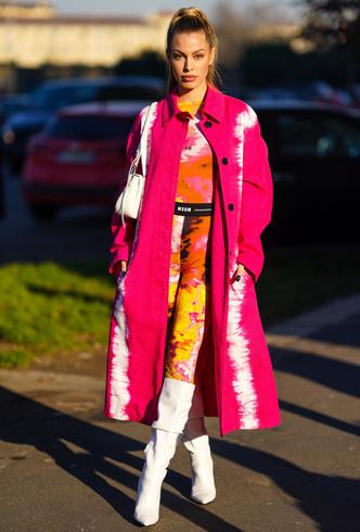 Фото №16 - Чем еще заменить цветочный принт в гардеробе: 6 идей от стилиста