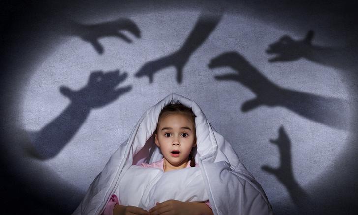 Детские страхи как помочь ребенку