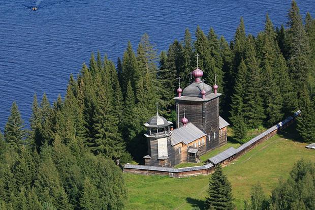 Фото №9 - Гляжусь в озера синие: 5 озер России, где стоит провести отпуск
