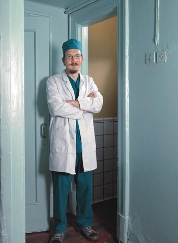 Дмитрий Волков, хирург отделения экстренной помощи