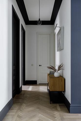 Фото №8 - Современный интерьер в бывшем доходном доме в Москве