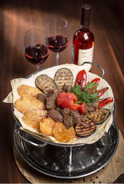 Кавказская кухня: рецепты с фото