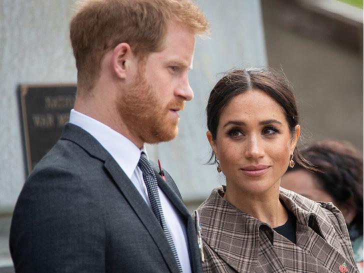 Фото №1 - Вслед за мужем: зачем Меган собирается в Лондон (и что об этом думают британцы)