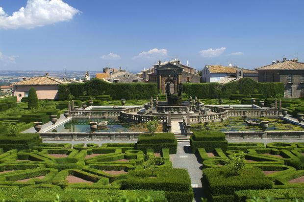 Фото №2 - Самые красивые парки Италии: Топ-6