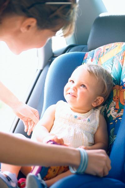 Фото №1 - Поездки с младенцем
