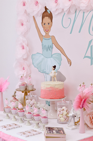 Фото №8 - Праздник для маленькой балерины