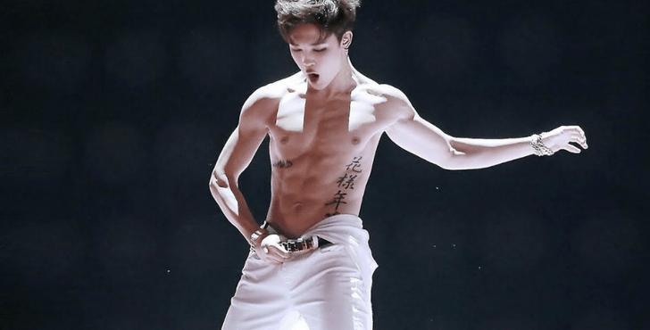 Фото №3 - Личный тренер рассказал, почему у Чимина из BTS самое крутое тело среди k-pop айдолов 🔥