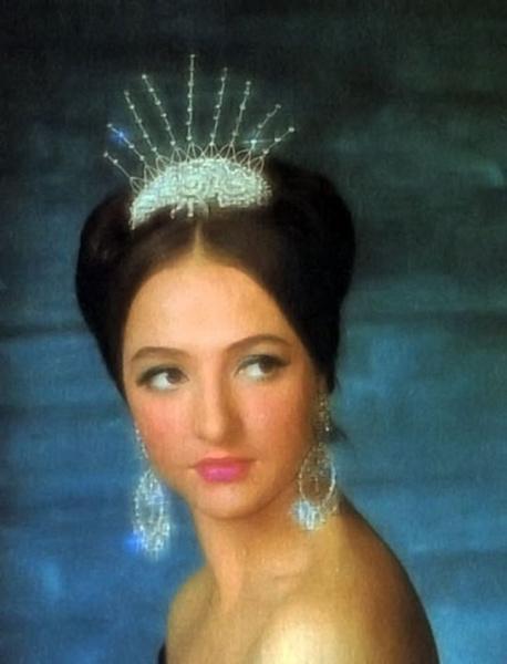 Фото №5 - Из принцесс в королевны: как менялась внешность героинь советских фильмов-сказок