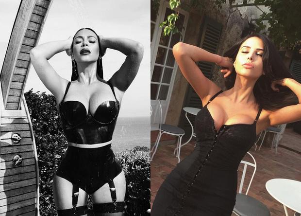 Фото №7 - «Ну, перестань»: Решетова снова уличила Ким Кардашьян в копировании своего стиля