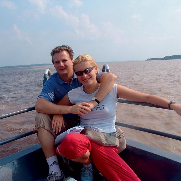 Один из ключевых пунктов американской части путешествия — дельта Амазонки.