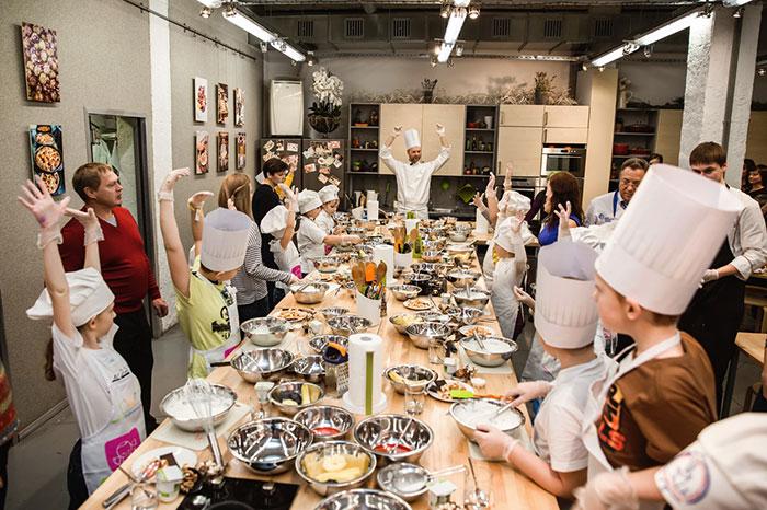 Фото №3 - В Международный день повара состоялся праздничный мастер-класс