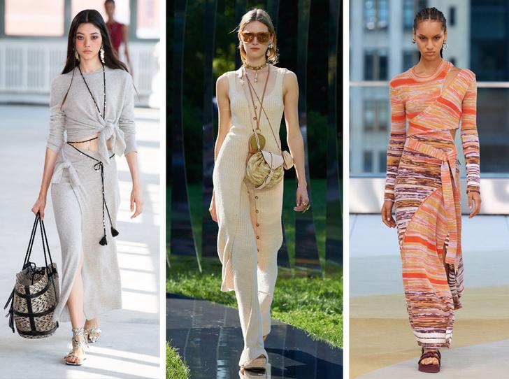 Фото №4 - Тренды весны и лета 2022 с Недели моды в Нью-Йорке