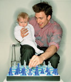 Фото №1 - Учим ребенка играть в шахматы: как и зачем