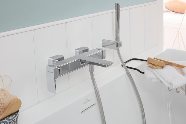 Фото №1 - Как выбрать смеситель для ванной комнаты?