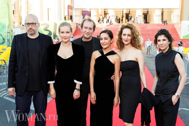 Съемочная группа фильма «Трое»