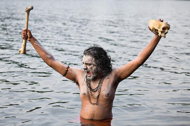 Фото №4 - Необычные секс-традиции Древней Индии