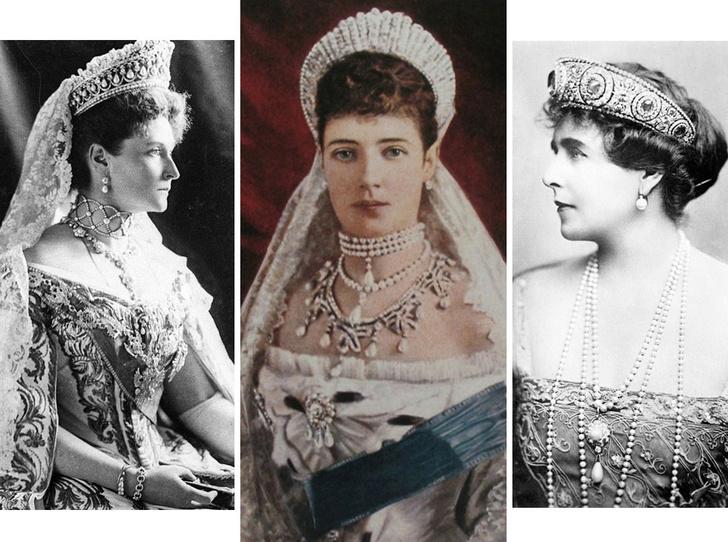 Фото №1 - Утраченные сокровища Империи: самые красивые тиары Романовых (и где они сейчас)