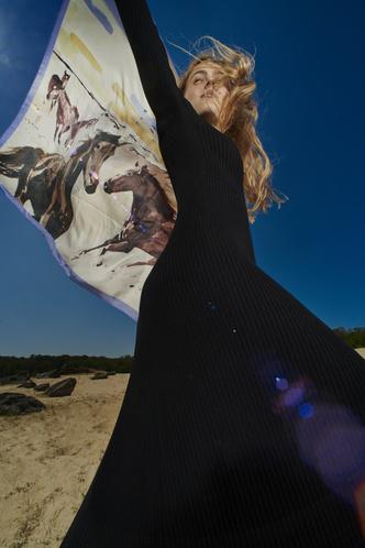 Фото №2 - Жаркое солнце Занзибара: новая коллекция Claudie Pierlot с ноткой ностальгии