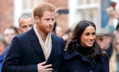 10 подружек и одна жена: как менялся вкус принца Гарри