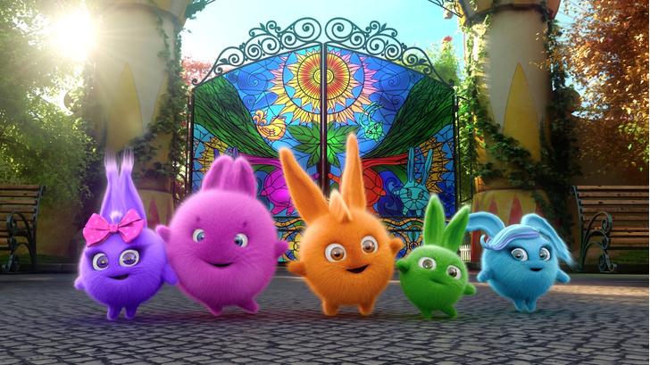 Фото №1 - Солнечные зайчики – красочная премьера на Канале Disney!
