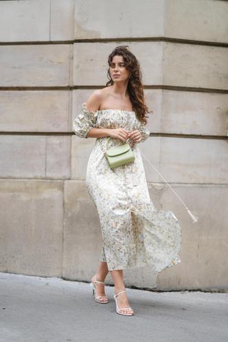 Фото №16 - Для лета и не только: самые модные платья с цветочным принтом