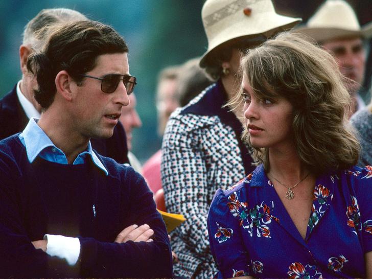 Фото №2 - Первая любовь: 12 фото королевских особ с их бывшими возлюбленными